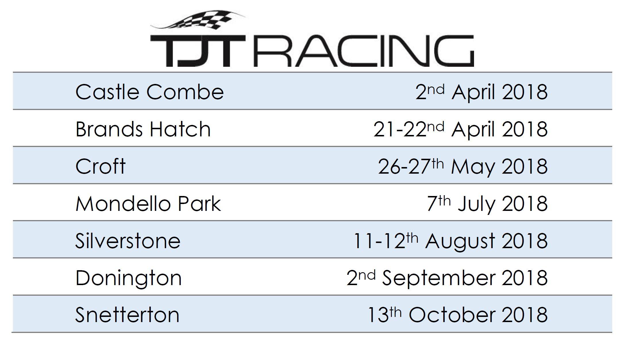 Racing Calendar May : Forza racing championship